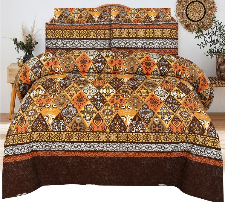 fabric bed sheet
